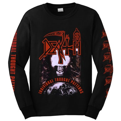 DEATH - 'Individual Thought Patterns' Long Sleeve