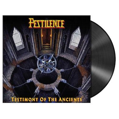 PESTILENCE - 'Testimony Of The Ancients' LP (Vinyl)