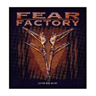 FEAR FACTORY - 'Archetype' Patch