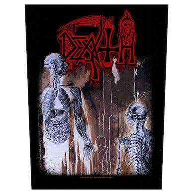 DEATH - 'Human' Back Patch