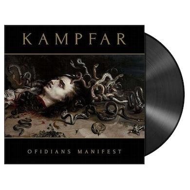 KAMPFAR - 'Ofidians Manifest' LP (Vinyl)