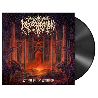 NECROPHOBIC - 'Dawn Of The Damned' LP (Vinyl)