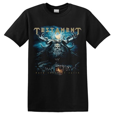 TESTAMENT - 'Dark Roots Of Earth' T-Shirt