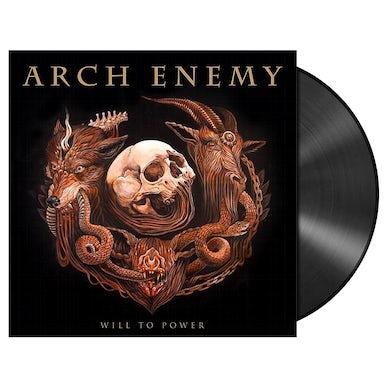 ARCH ENEMY - 'Will To Power' LP (Vinyl)