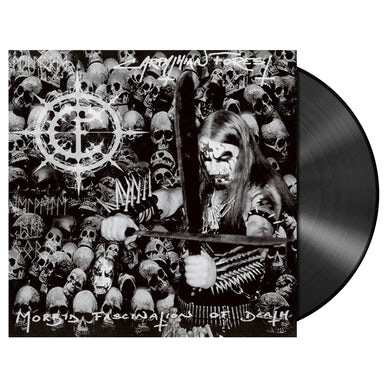 'Morbid Fascination of Death' LP (Vinyl)