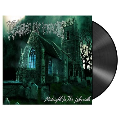 CRADLE OF FILTH - 'Midnight In The Labyrinth' 2xLP (Vinyl)