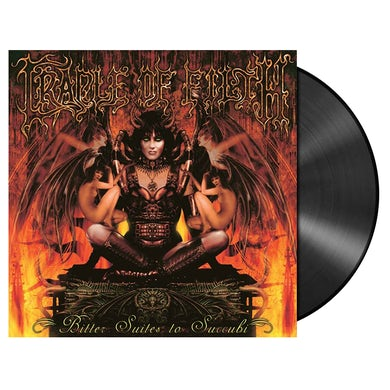 CRADLE OF FILTH - 'Bitter Suites To Succubi' LP (Vinyl)