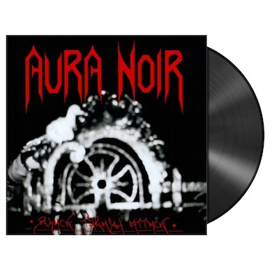 'Black Thrash Attack' LP (Vinyl)