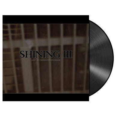 'III: Angst' LP (Vinyl)