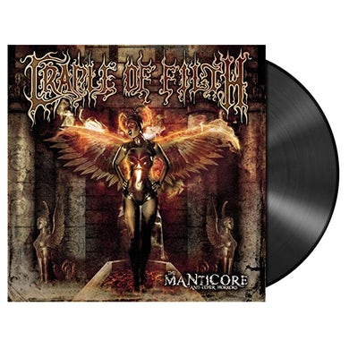 CRADLE OF FILTH - 'The Manticore & Other Horrors' 2xLP (Vinyl)