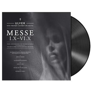 ULVER - 'Messe I.X - VI.X' LP (Vinyl)