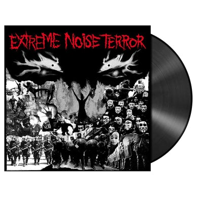 EXTREME NOISE TERROR - 'Extreme Noise Terror' LP (Vinyl)