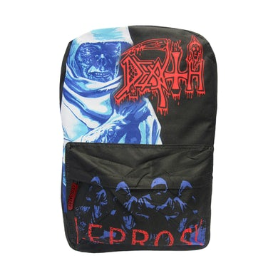 DEATH - 'Leprosy' Backpack