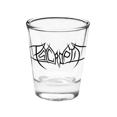 'Logo' Shot Glass