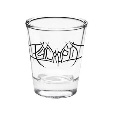 PSYCROPTIC - 'Logo' Shot Glass