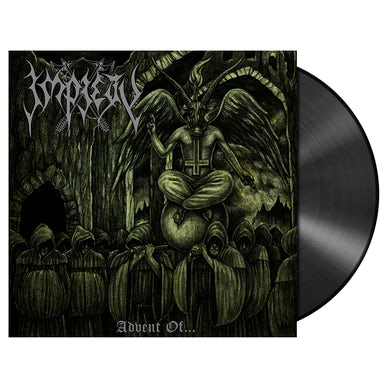 'Advent Of The Nuclear Baphomet' LP (Vinyl)
