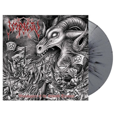 'Worshippers Of The Seventh Tyranny' LP (Vinyl)