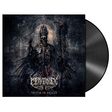 'Death In Pieces' LP (Vinyl)