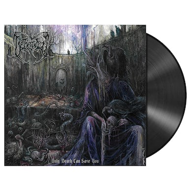 BEHEADED - 'Only Death Can Save You' LP (Vinyl)