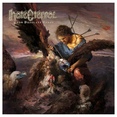 HATE ETERNAL - 'Upon Desolate Sands' DigiCD