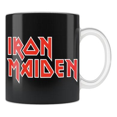 IRON MAIDEN - 'Logo' Mug