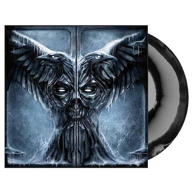 'All Shall Fall' LP (Grey/Black) (Vinyl)