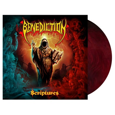 BENEDICTION - 'Scriptures' 2xLP (Vinyl)