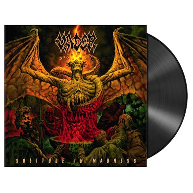 'Solitude In Madness' LP (Vinyl)