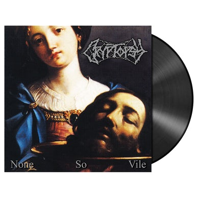 CRYPTOPSY - 'None So Vile' LP (Vinyl)