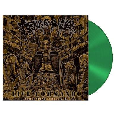 'Live Commando - Commanding Europe 2019' LP (Vinyl)