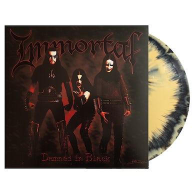 IMMORTAL - 'Damned In Black' LP (Vinyl)