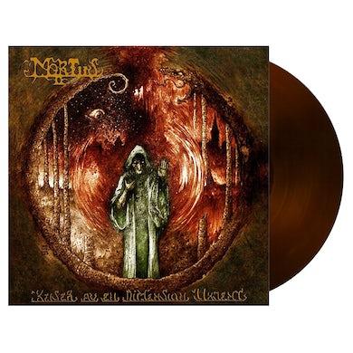 MORTIIS - 'Keiser Av En Dimensonjon Ukjent' LP (Vinyl)