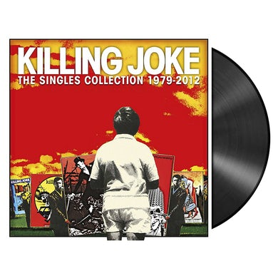 'The Singles Collection: 1979 - 2012' 4xLP (Vinyl)