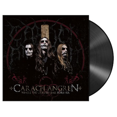 CARACH ANGREN - 'Where The Corpses Sink Forever' LP (Vinyl)