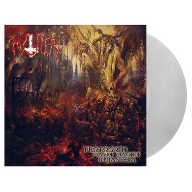 MYSTIFIER - 'Protogoni Mavri Magiki Dynasteia' LP (Vinyl)