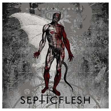 SEPTICFLESH - 'Ophidian Wheel' CD