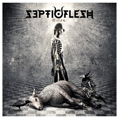 SEPTICFLESH - 'Titan' 2xCD Digibox