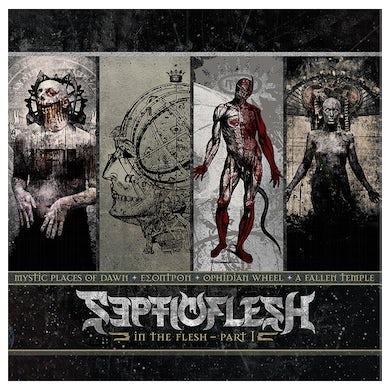 SEPTICFLESH - 'In The Flesh' 4xCD Box