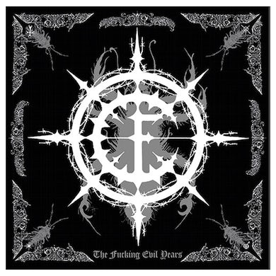 CARPATHIAN FOREST - 'The Fucking Evil Years' 3CD