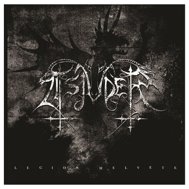 TSJUDER - 'Legion Helvete' CD