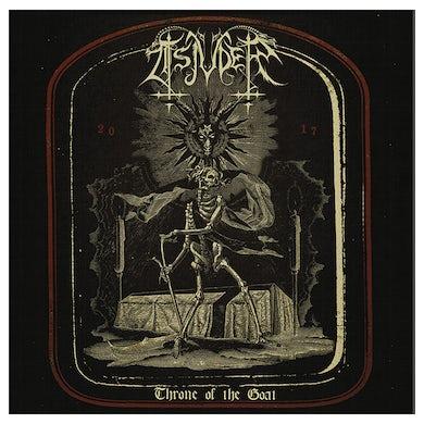 TSJUDER - 'Throne Of The Goat 1997-2017' CD DIGISLEEVE