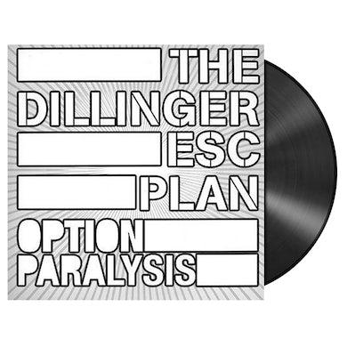 THE DILLINGER ESCAPE PLAN - 'Option Paralysis' LP (Vinyl)