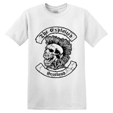 THE EXPLOITED - 'Scotland' T-Shirt