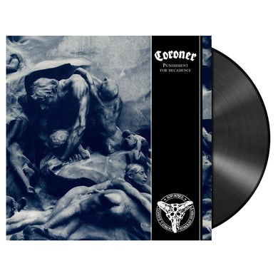 'Punishment For Decadence' LP (Vinyl)