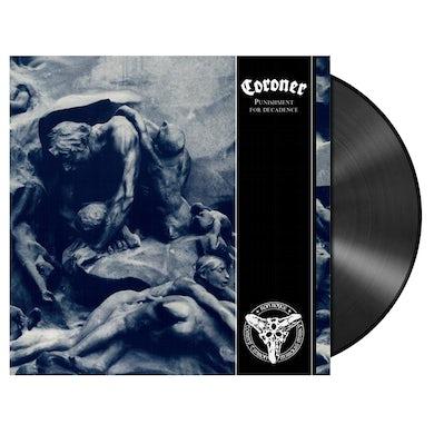 'Punishment For Decadence' LP (Vinyl)