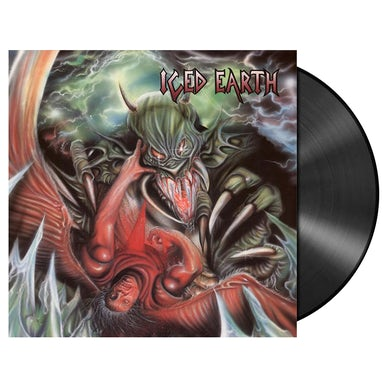 'Iced Earth' LP (Vinyl)
