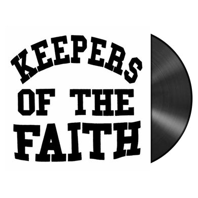 'Keepers Of The Faith' LP (Vinyl)