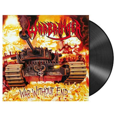 'War Without End' LP (Vinyl)