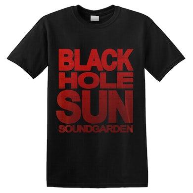 SOUNDGARDEN - 'Black Hole Sun' T-Shirt