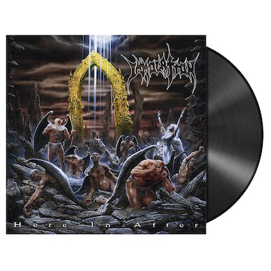 IMMOLATION - 'Here In After' LP (Vinyl)